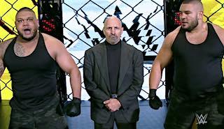 WWE] NXTテイクオーバー:ジ・エ...