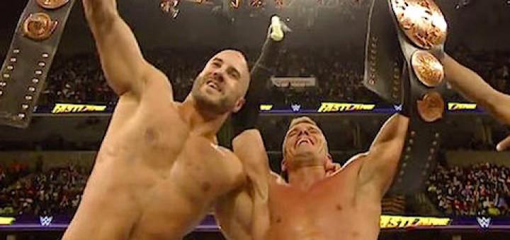 レッスルマニア31 WWEタッグ王座4WAY