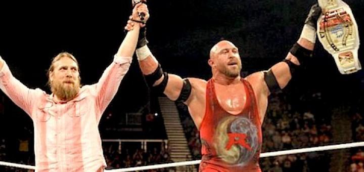 ライバック WWE IC王座