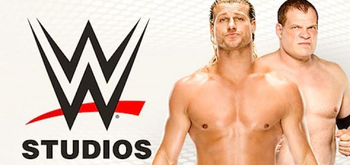 ケイン ドルフ・ジグラー WWEスタジオ