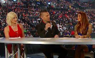 NXTプレショー リタ ルネ・ヤング