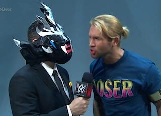 NXTプレショー タイラー・ブリーズ 獣神サンダー・ライガー