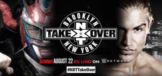 獣神サンダー・ライガー タイラー・ブリーズ NXT Takeover