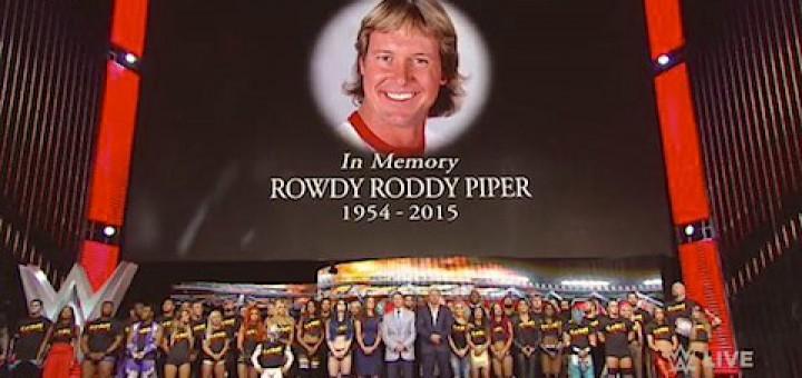 RAW ロディ・パイパー追悼