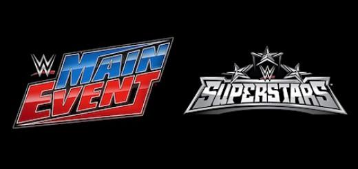 WWEメインイベント スーパースターズ ロゴ