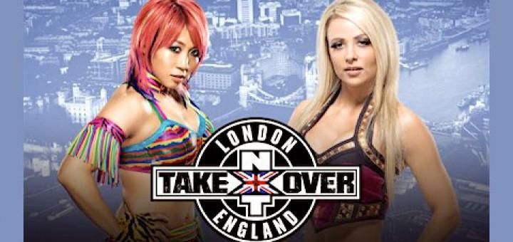 エマ アスカ NXTテイクオーバー:ロンドン