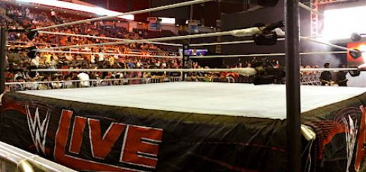 WWE Live 会場