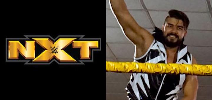 WWE・動画] 2月12日NXTライブ タ...