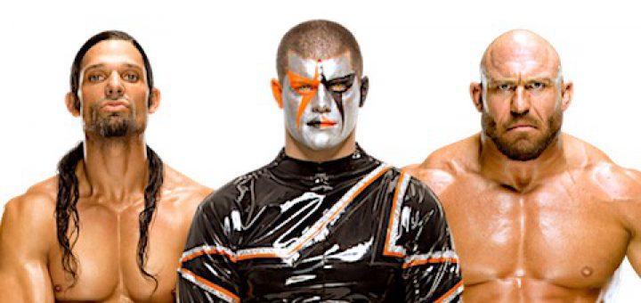 WWE] コーディ・ローデス、アダ...