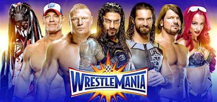 WWE] 現時点で計画されているレ...