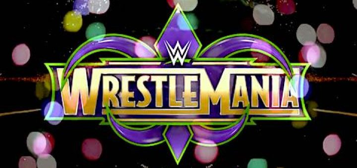 WWE] レッスルマニア34で何が起...
