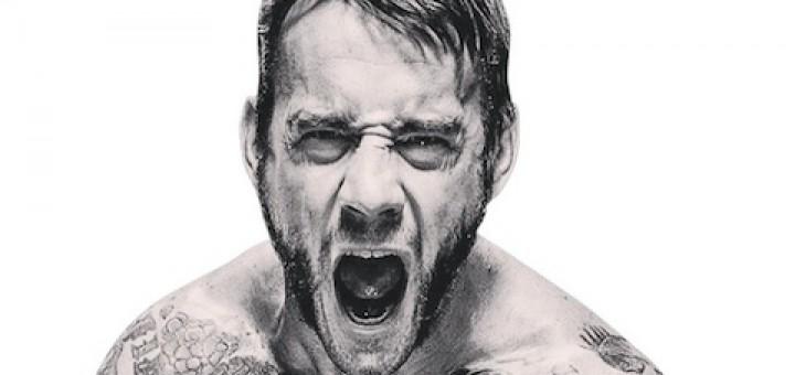 CMパンク UFC