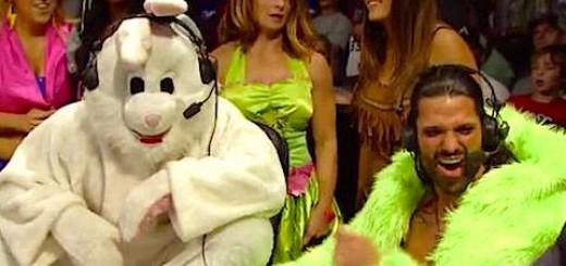 WWEバニー アダム・ローズ