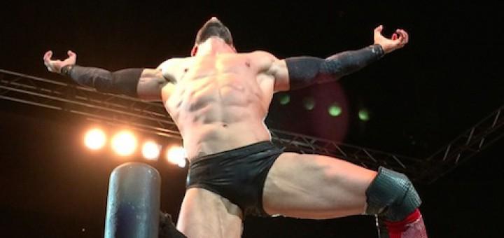 フィン・ベイラー WWE