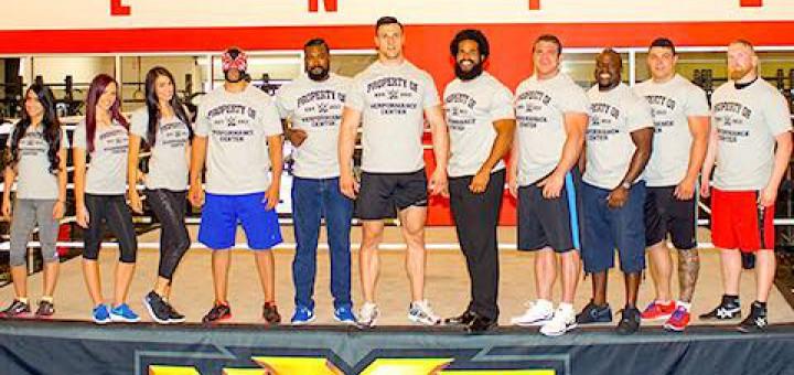 2014年NXT新クラス ウーハー・ネイション