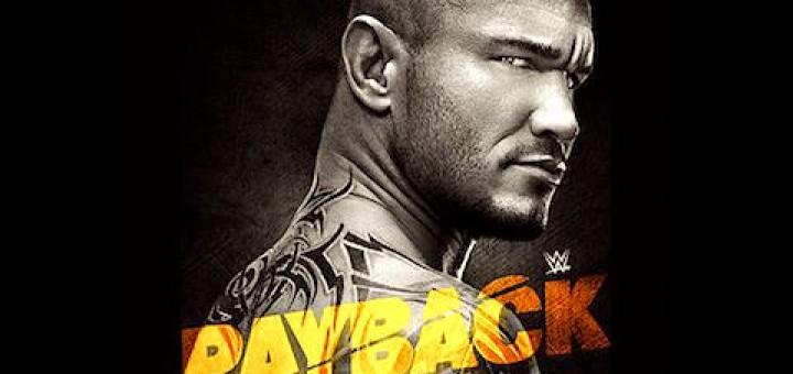 WWEペイバック2015