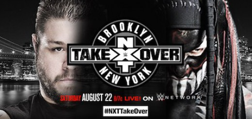 フィン・ベイラー ケビン・オーエンズ NXT Takeover:ブルックリン