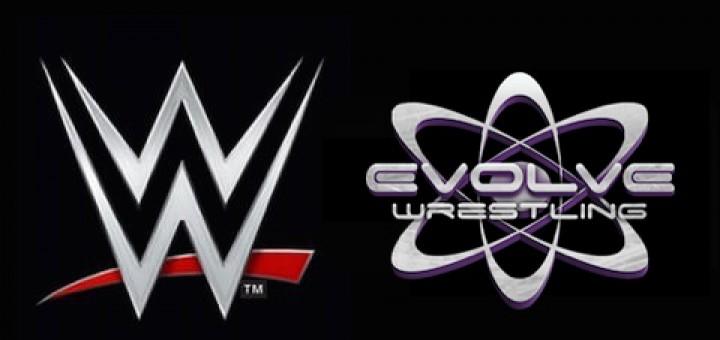 WWE EVOLVE WWN