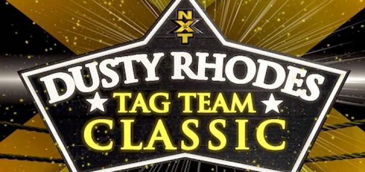NXTダスティ・ローデス・タッグチーム・クラシック