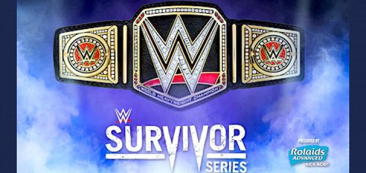 サバイバー・シリーズ2015 WWE世界ヘビー級王者決定トーナメント