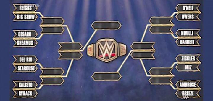 WWE世界ヘビー級王者決定トーナメント