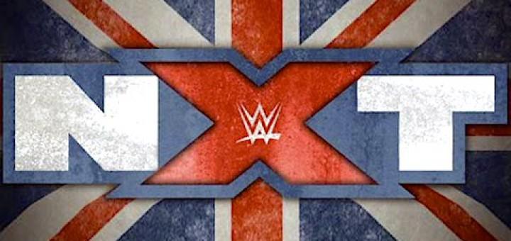 NXT UKツアー ロゴ