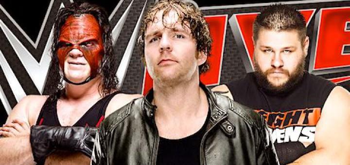 WWEライブ ハウスショー アンブローズ