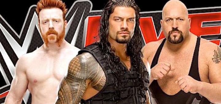 WWEライブ ハウスショー レインズ